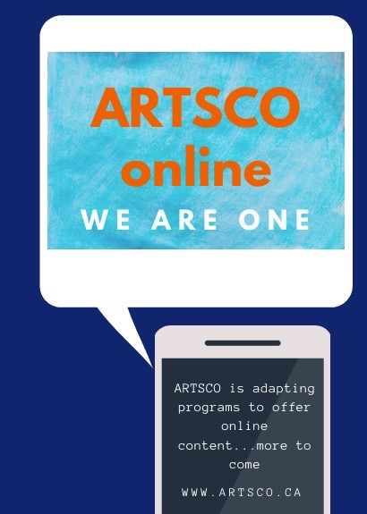 arts programs kelowna online